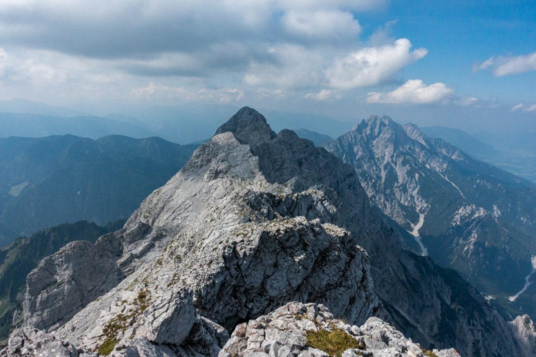 Aussicht vom Gipfel des Hochtor