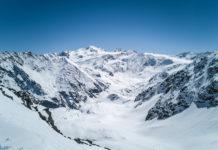 Wildspitze im Winter vom Wurmtalerkopf