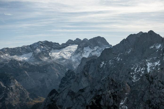 Dachstein vom Großen Donnerkogel aus