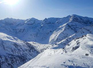 Aussicht vom Gipfel des Ortbergs