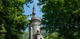 Die Habsburgwarte am Wiener Hermannskogel