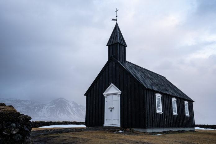 Kirche in Budir