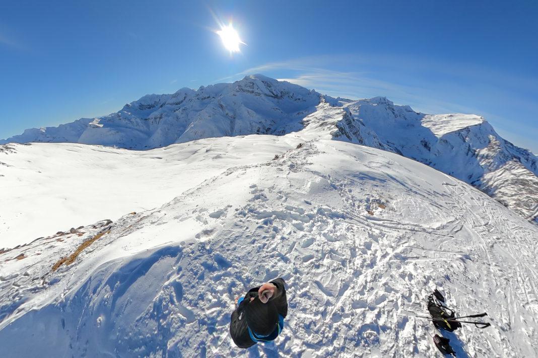 "<a href=""https://rauf-und-davon.at/kolmkarspitze-skitour/"">Kolmkarspitze</a> - Dezember 2020"