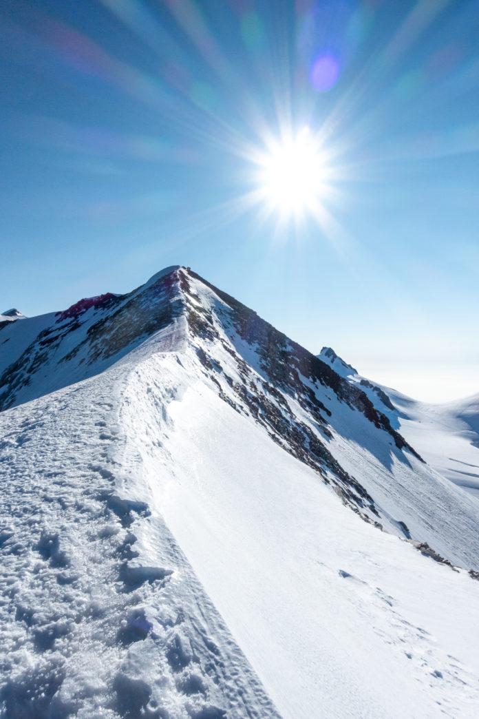 Gipfelgrat Il Naso